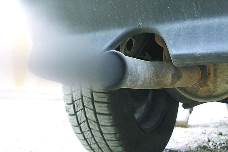 Водитель погиб, отравившись выхлопным газом
